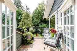 Lynn Valley | Family Home | Master Sundeck at 1311 Appin Road, Westlynn, North Vancouver