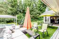 Lynn Valley | Family Home | Backyard at 1311 Appin Road, Westlynn, North Vancouver