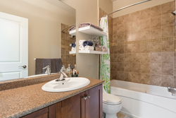 Lynn Valley | Family Home | Legal Suite Bathroom at 1311 Appin Road, Westlynn, North Vancouver