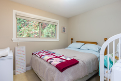 Lynn Valley | Family Home | Legal Suite Bedroom at 1311 Appin Road, Westlynn, North Vancouver