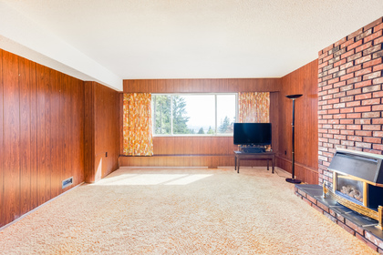 Upper Delbrook | Family Home | Recreation Room at 304 Monteray Avenue, Upper Delbrook, North Vancouver
