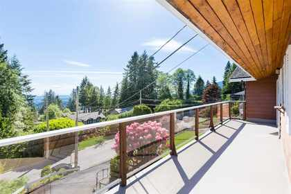 Upper Delbrook | Family Home | Balcony at 304 Monteray Avenue, Upper Delbrook, North Vancouver