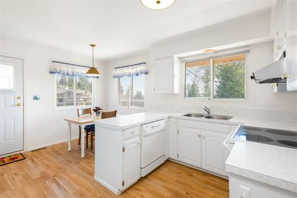 Upper Delbrook | Family Home | Kitchen at 304 Monteray Avenue, Upper Delbrook, North Vancouver