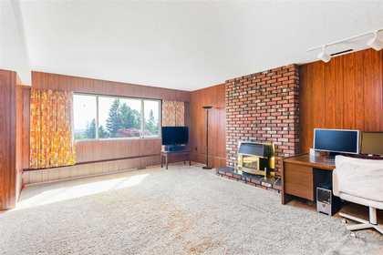 Upper Delbrook   Family Home   Recreation Room at 304 Monteray Avenue, Upper Delbrook, North Vancouver