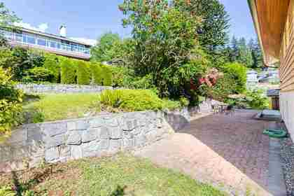 Upper Delbrook | Family Home | Patio at 304 Monteray Avenue, Upper Delbrook, North Vancouver