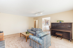 Upper Delbrook   Family Home   Living Room at 304 Monteray Avenue, Upper Delbrook, North Vancouver