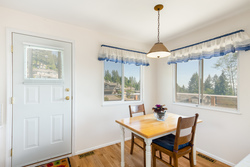 Upper Delbrook   Family Home   Kitchen Eating Nook at 304 Monteray Avenue, Upper Delbrook, North Vancouver