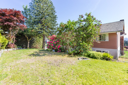 Upper Delbrook | Family Home | Backyard at 304 Monteray Avenue, Upper Delbrook, North Vancouver