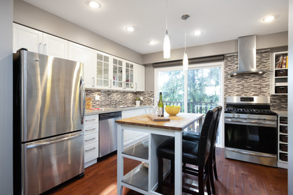 12 at 1516 Mcnair Drive, Lynn Valley, North Vancouver