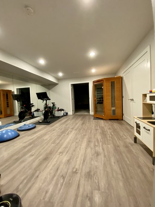 gym-area-2 at 1840 Appin Road, Westlynn, North Vancouver