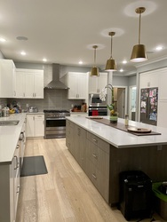 kitchen at 1840 Appin Road, Westlynn, North Vancouver