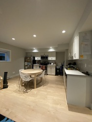 suite-kitchen-area at 1840 Appin Road, Westlynn, North Vancouver
