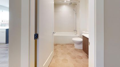 212-1496-charlotte-rd-bathroom1 at 212 - 1496 Charlotte Road, Lynnmour, North Vancouver