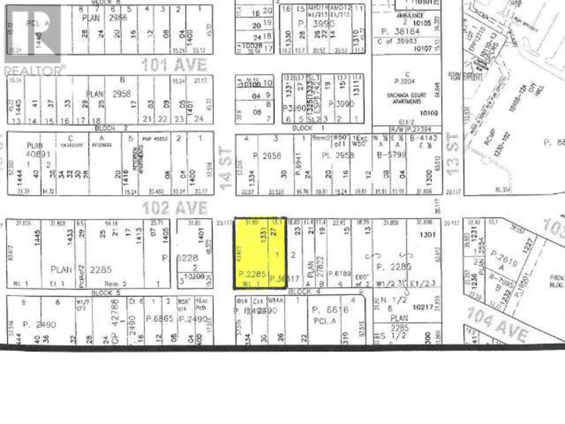 1327/1331 102 Avenue, Dawson Creek