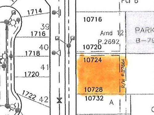 10724-lot at 10724 17th Street, Dawson Creek