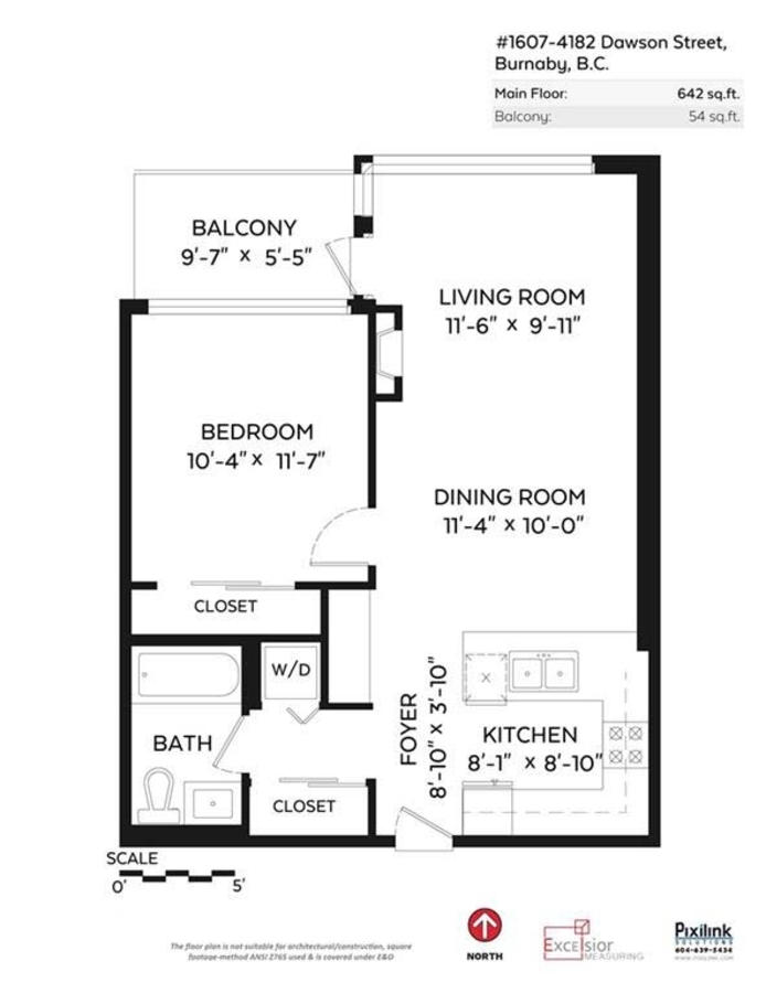 image-262108771-16.jpg at 1607 - 4182 Dawson Street, Brentwood Park, Burnaby North