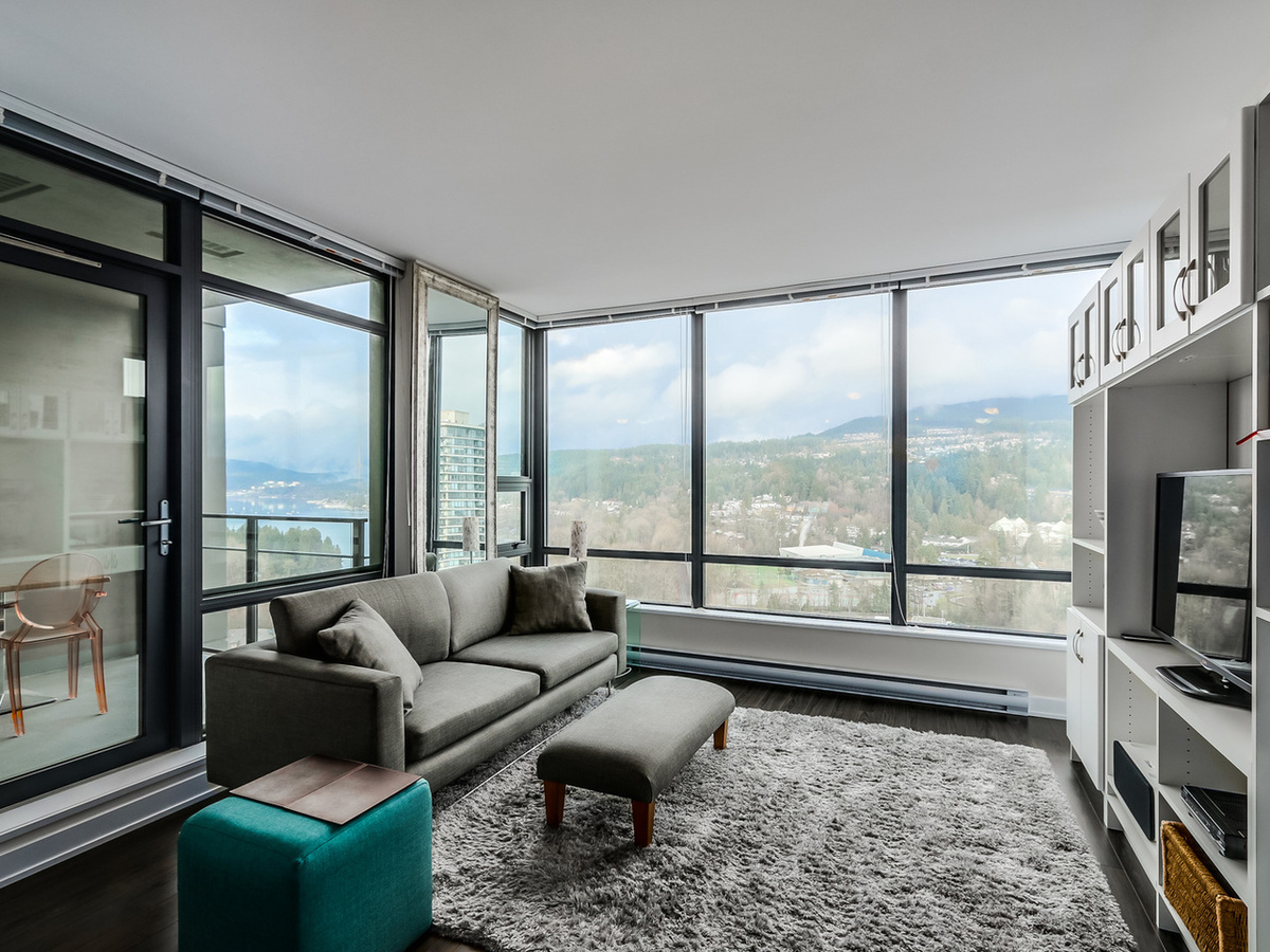 1 at 2304 - 301 Capilano Road, Port Moody Centre, Port Moody