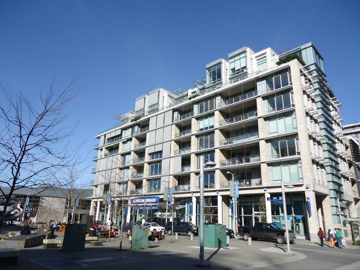 806 - 1633 Ontario Street, False Creek, Vancouver West