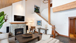 4820-living-b at 4820 Casabella Crecsent, Whistler Village, Whistler