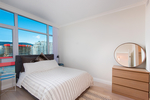 bedroom at 806 - 175 Victory Ship Way, Lower Lonsdale, North Vancouver