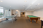 games-room at 806 - 175 Victory Ship Way, Lower Lonsdale, North Vancouver