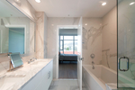master-bath at 806 - 175 Victory Ship Way, Lower Lonsdale, North Vancouver