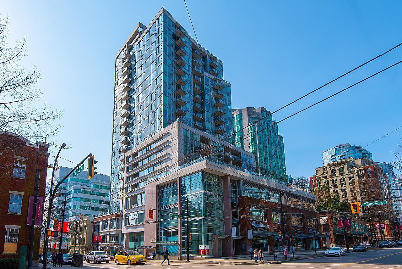 510 - 821 Cambie Street, Downtown VW, Vancouver West