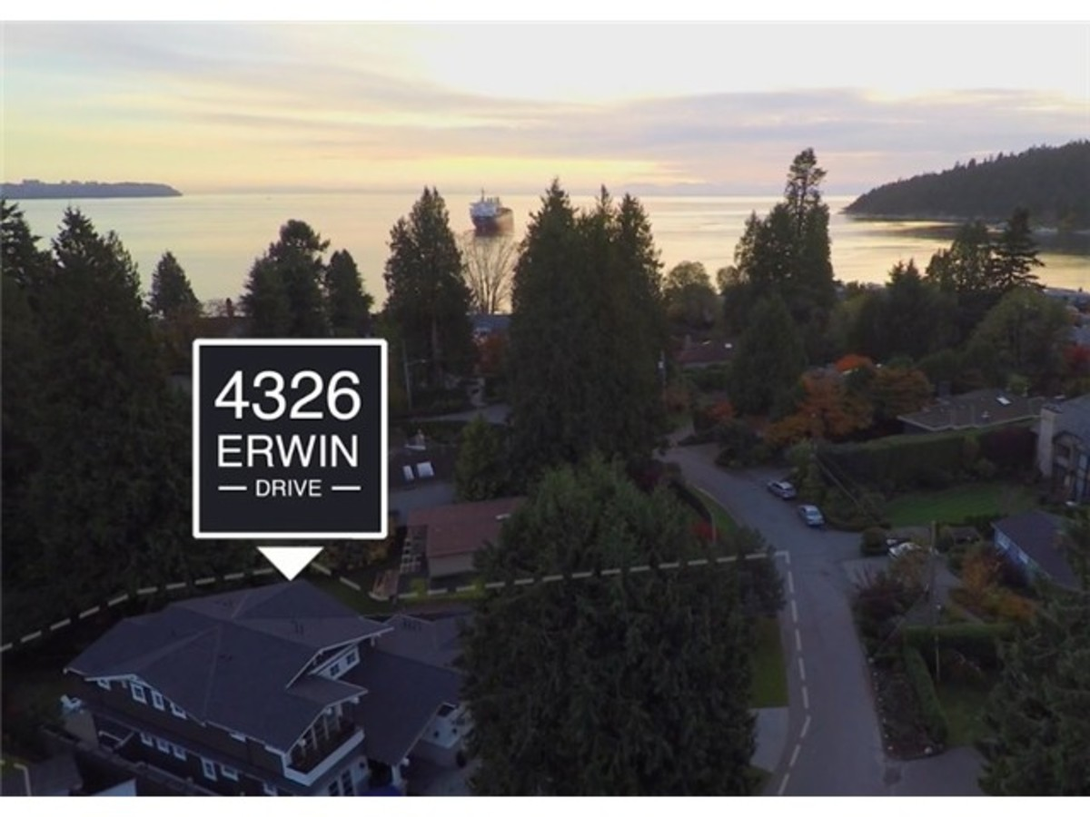 4326 Erwin Drive, Cypress, West Vancouver