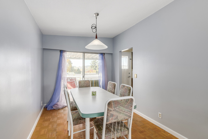 Dining Area at 1442 Denise Place, Mary Hill, Port Coquitlam