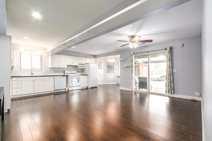 Suite Kitchen/Eating/Living area at 20429 115 Avenue, Southwest Maple Ridge, Maple Ridge