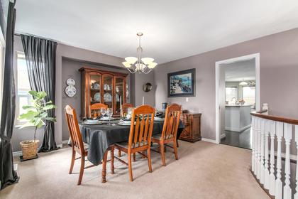 Dining area at 20429 115 Avenue, Southwest Maple Ridge, Maple Ridge