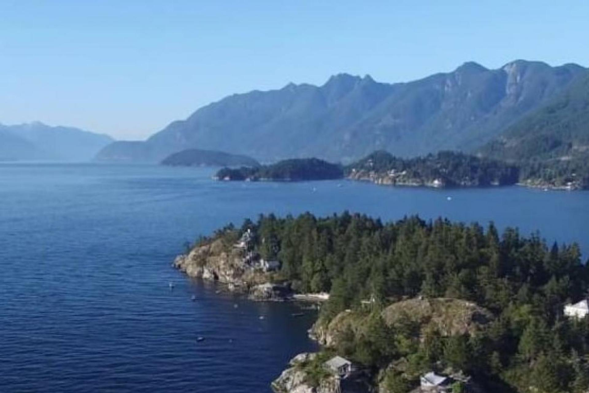 38 Passage Island, Howe Sound, West Vancouver