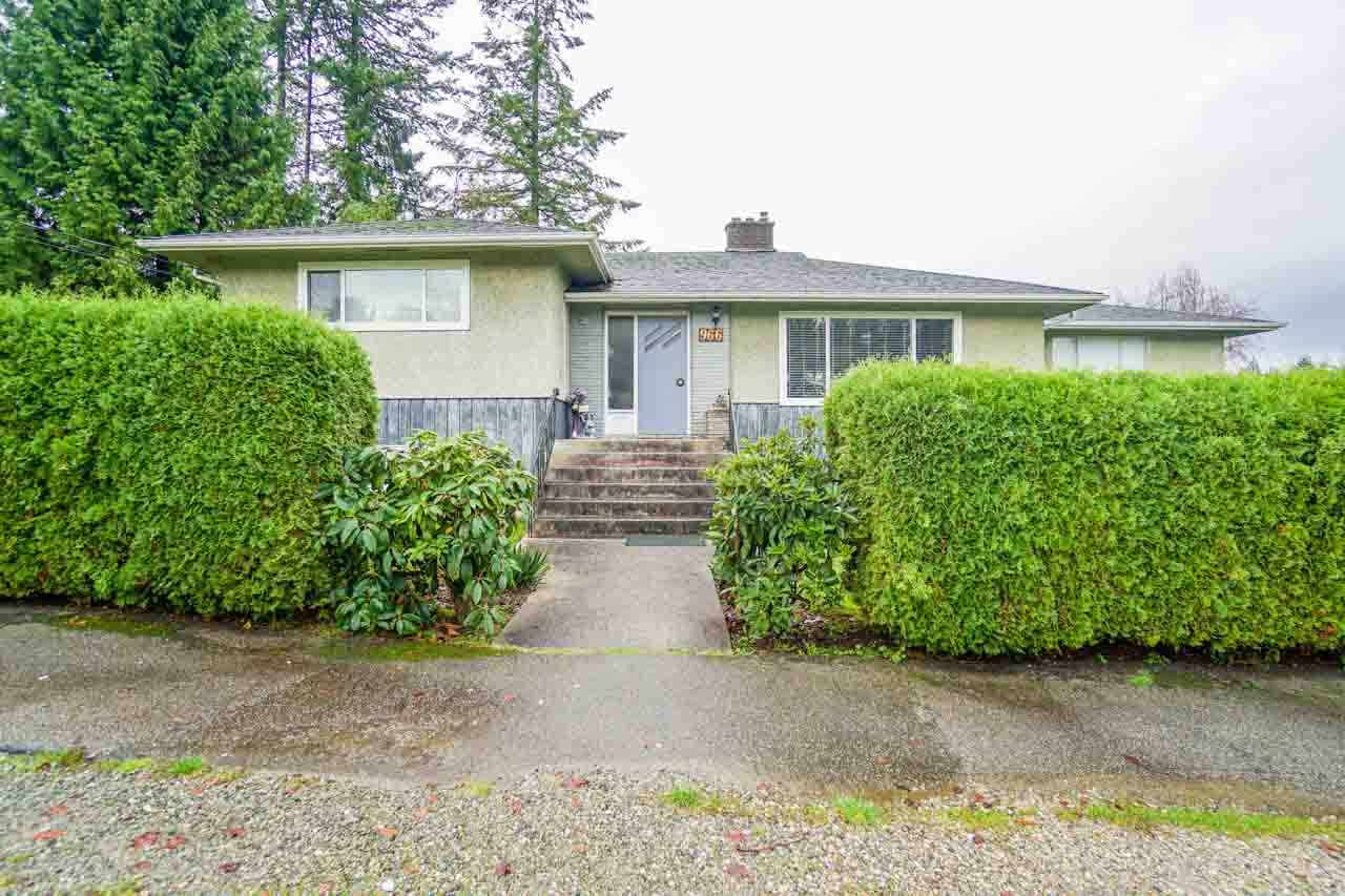966 Gatensbury, Harbour Chines, Coquitlam