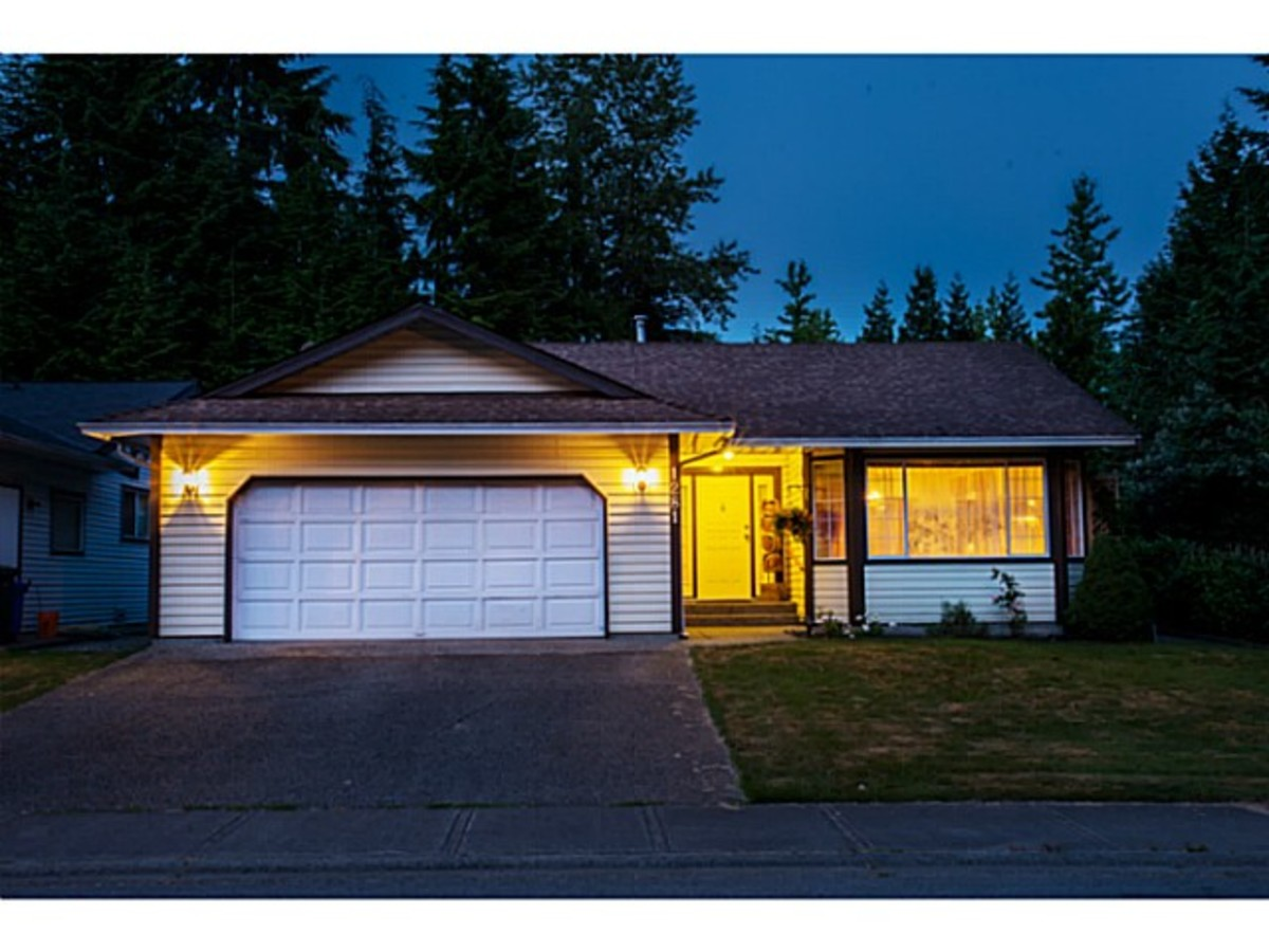 1281 White Pine Place, Canyon Springs, Coquitlam