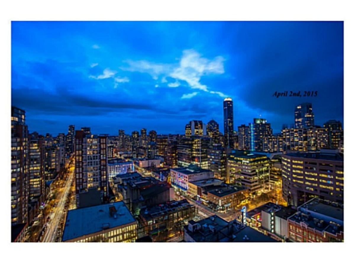 #2306 - 833 Seymour Street, Downtown VW, Vancouver West