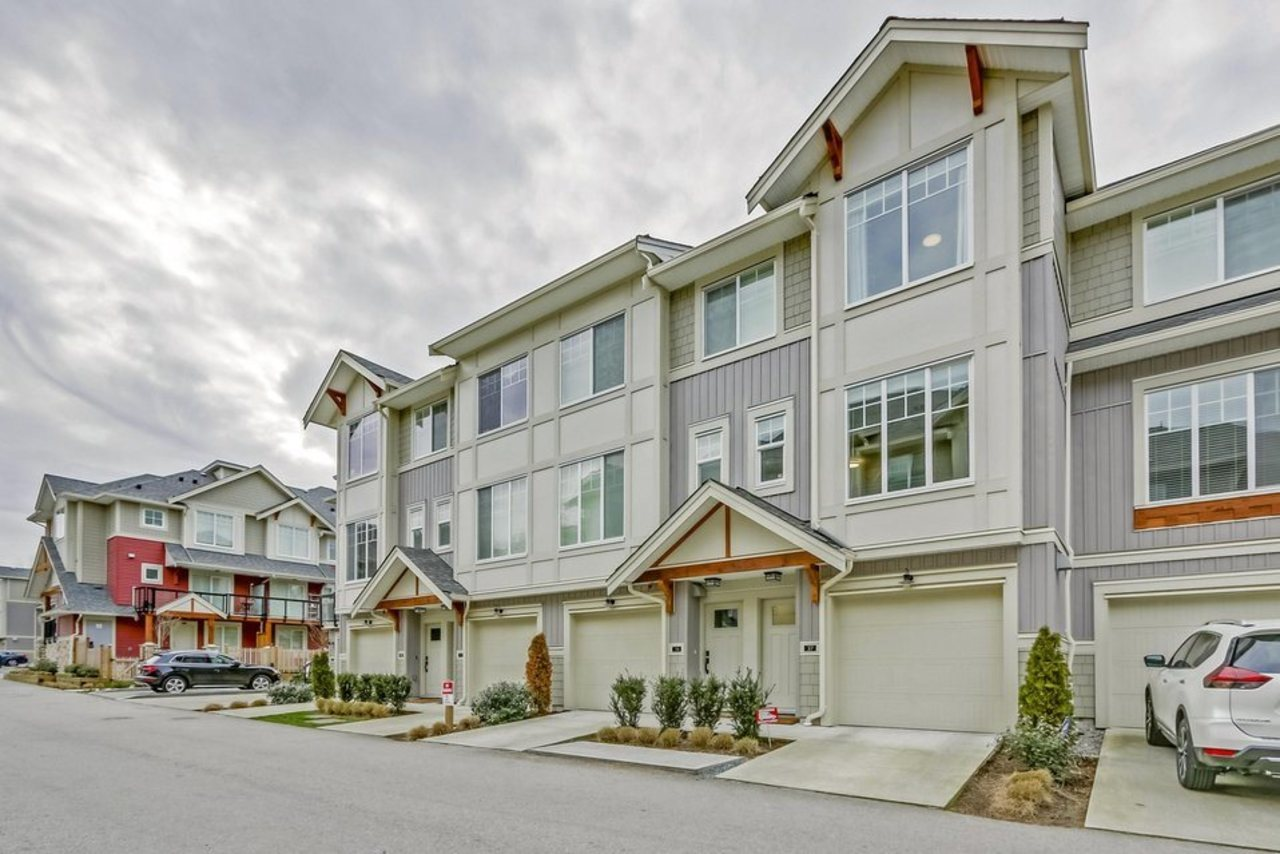 37 - 20498 82 Avenue, Willoughby Heights, Langley