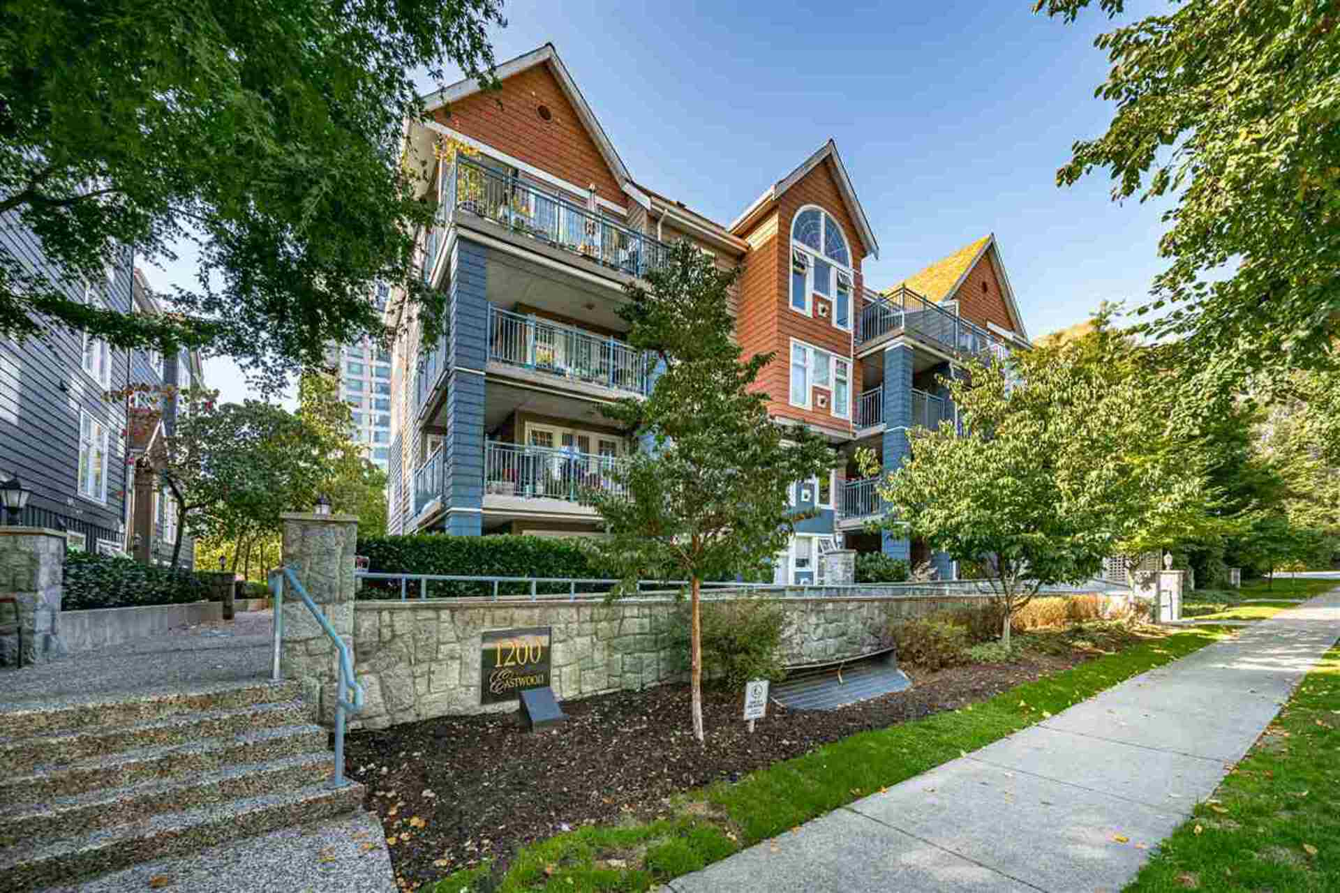 image of 208 - 1200 Eastwood Street, North Coquitlam, Coquitlam