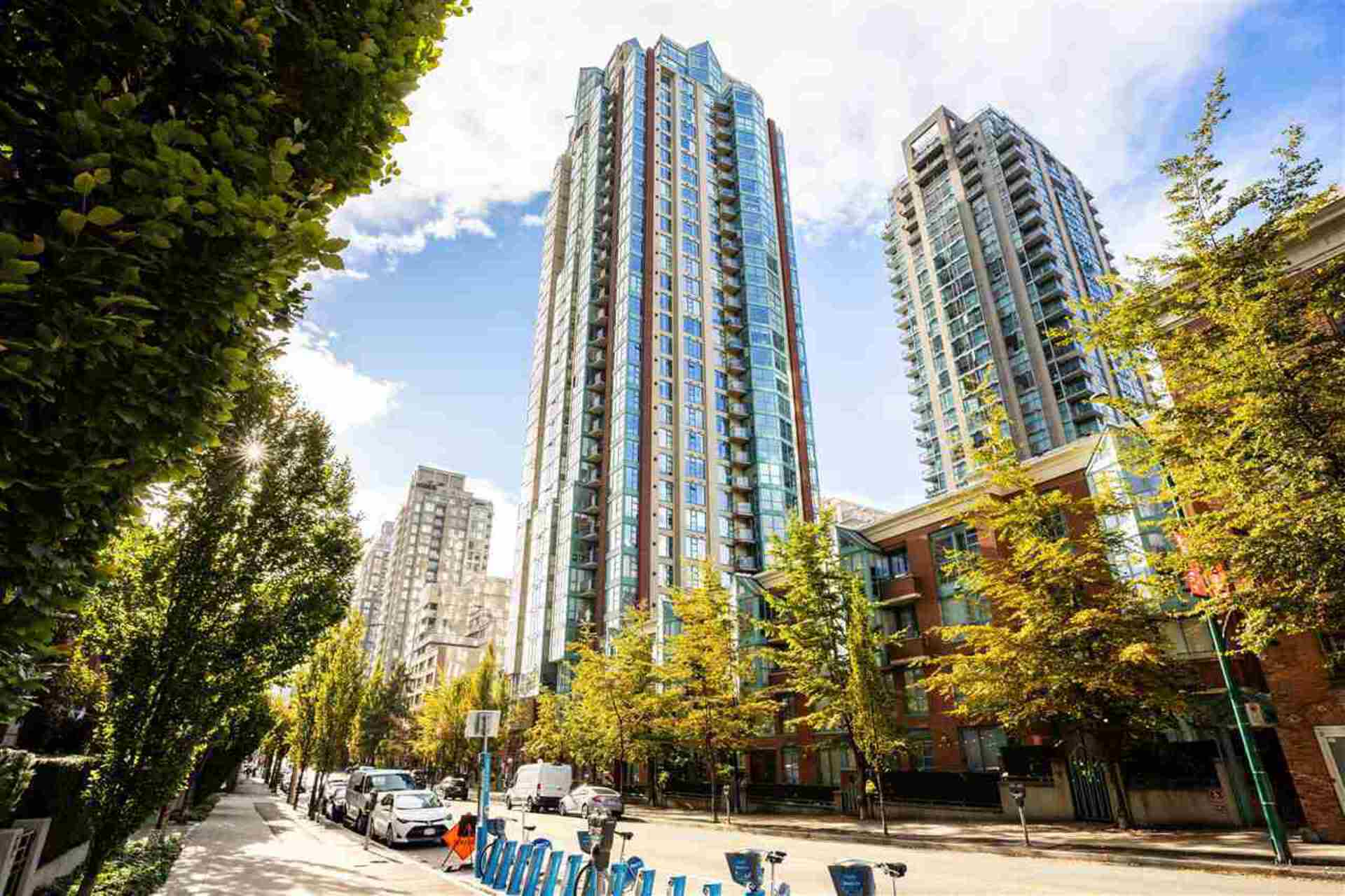 image of 1902 - 939 Homer Street, Yaletown, Vancouver West