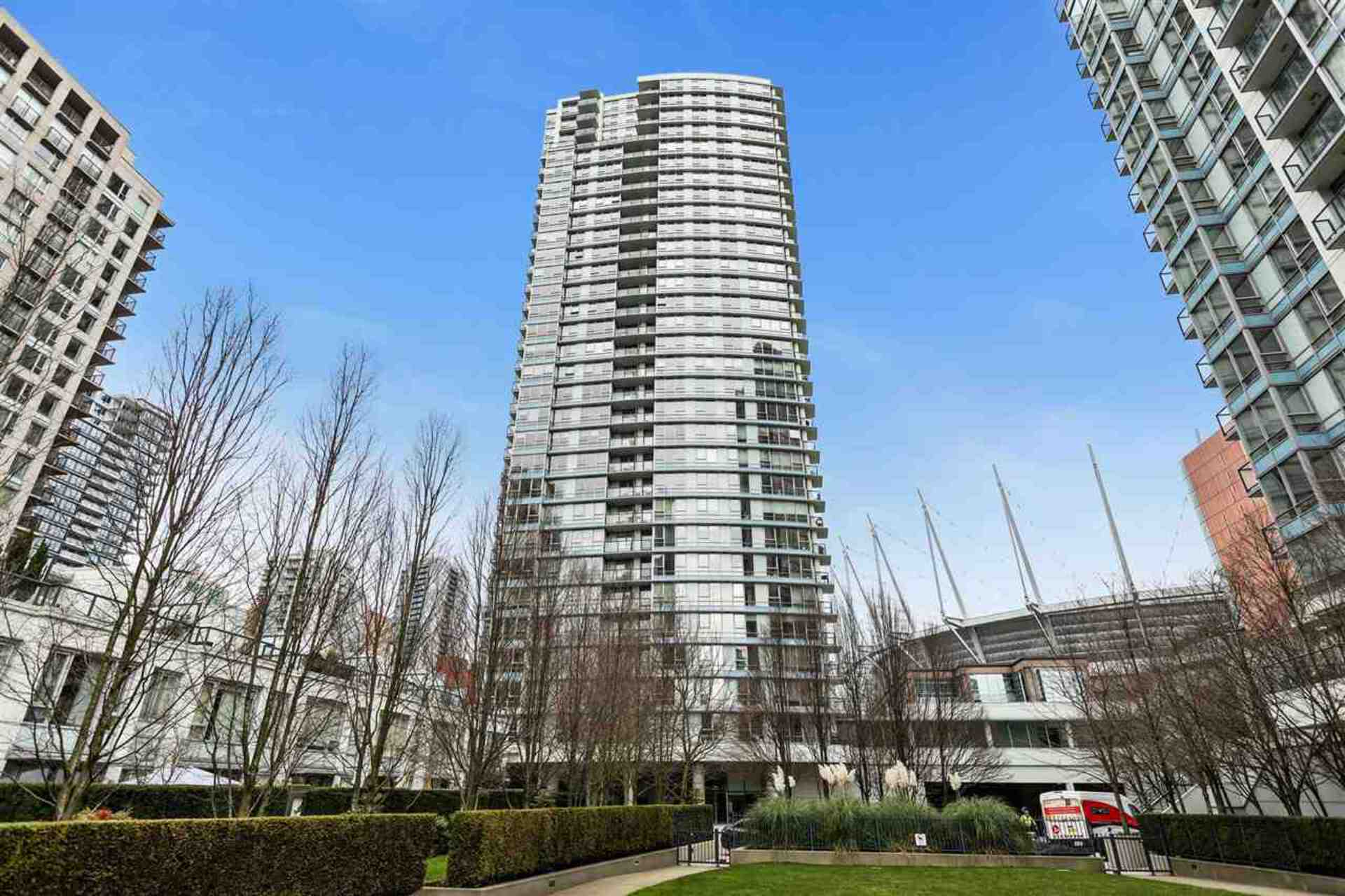 image of 809 - 928 Beatty Street, Yaletown, Vancouver West