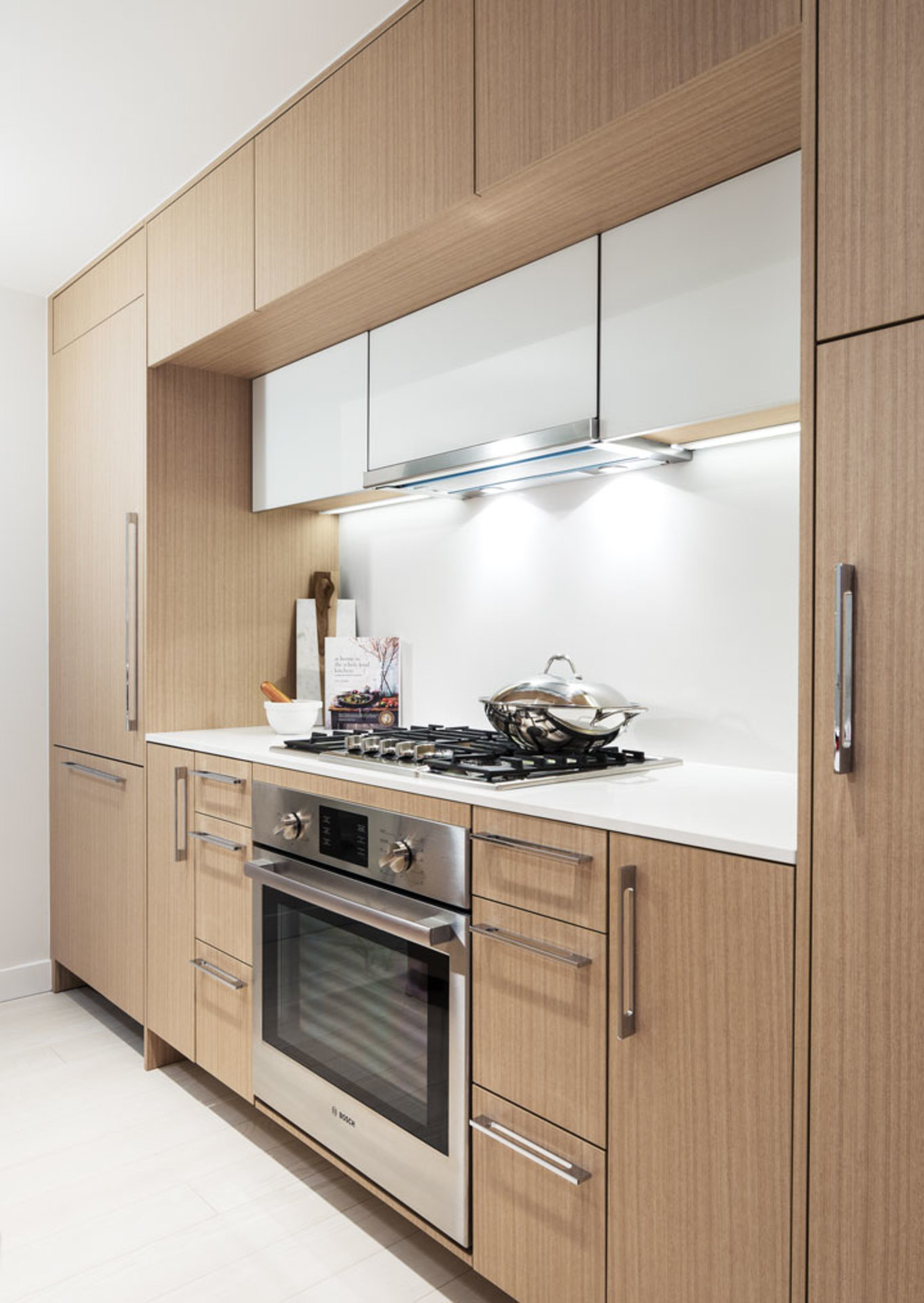 orchid-gallery-kitchen-cabinet at #305 - 5580 No 3 Road,