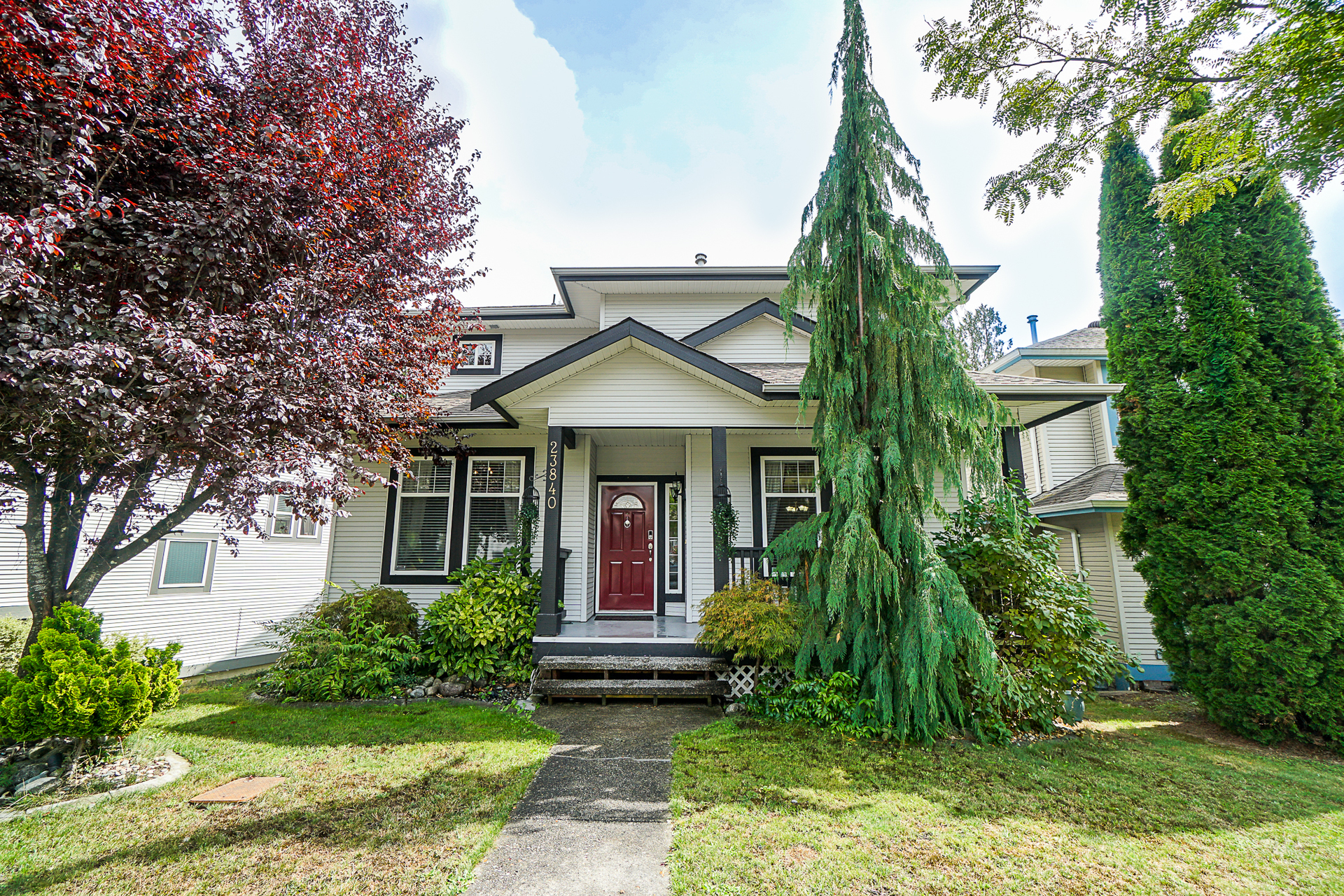 front-photo at 23840 Kanaka Way, Cottonwood MR, Maple Ridge