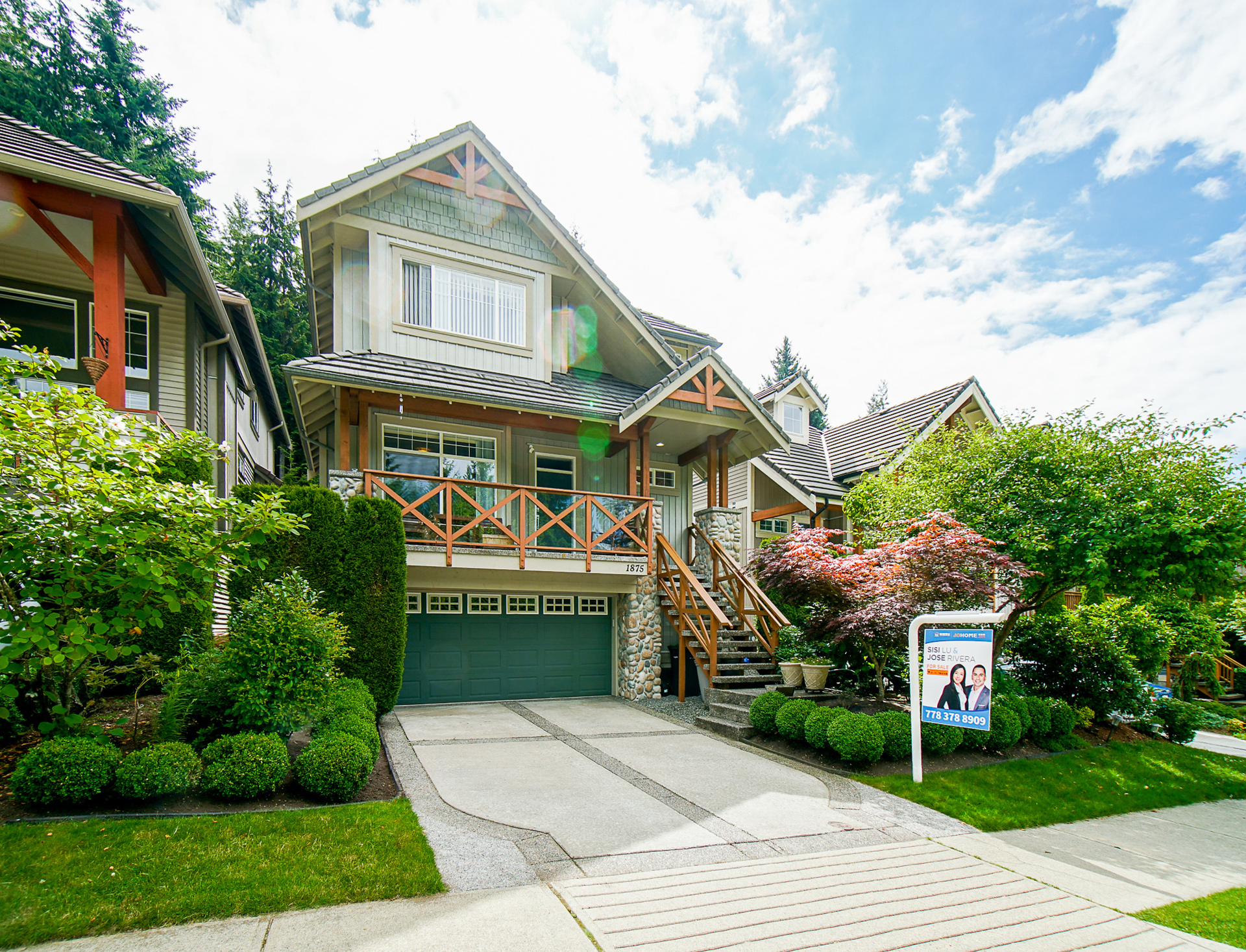 1875 Parkway Boulevard, Westwood Plateau, Coquitlam