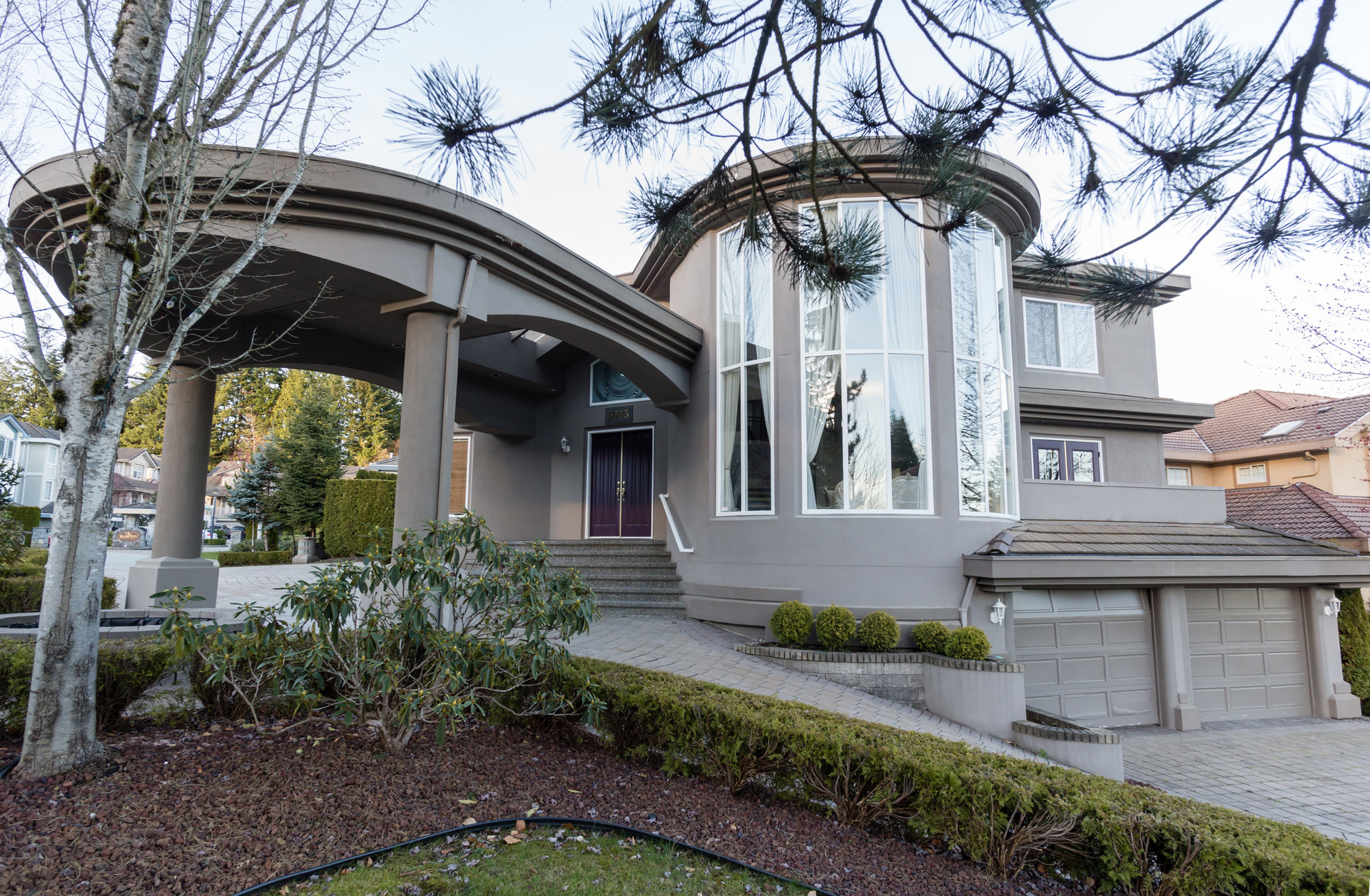 Exterior  at 3083 Carousel Court, Westwood Plateau, Coquitlam