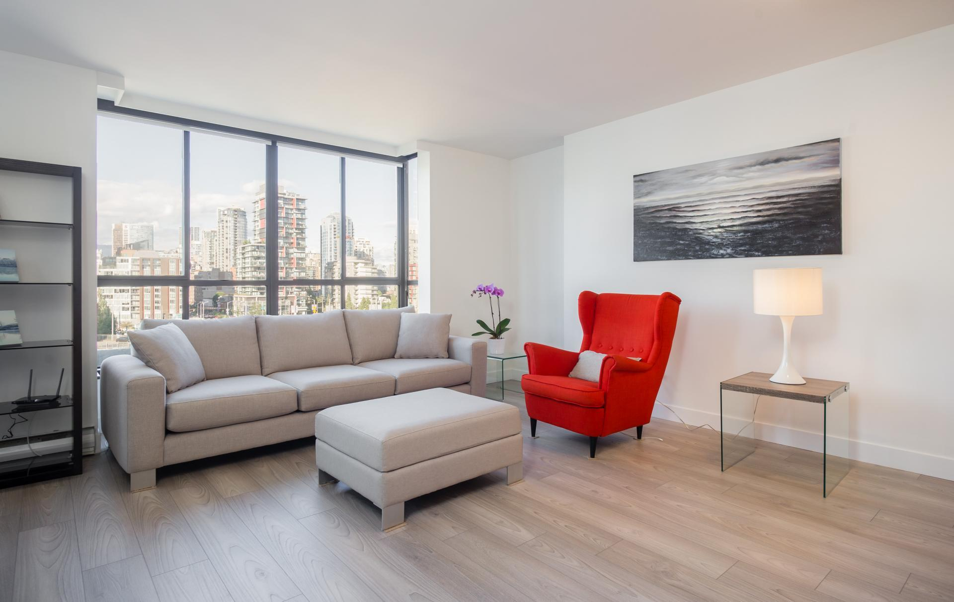 7 at #1410 - 1500 Howe Street, Yaletown, Vancouver West