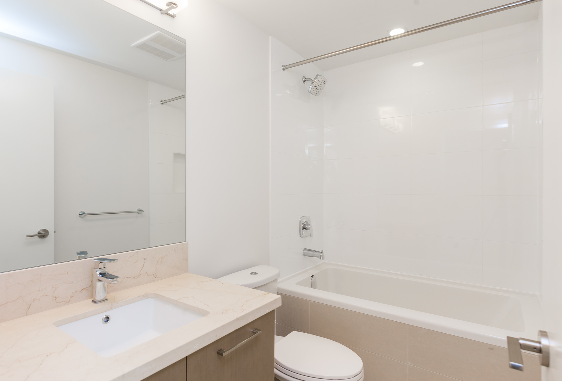 Master Ensuite  at 2205 - 3080 Lincoln, North Coquitlam, Coquitlam
