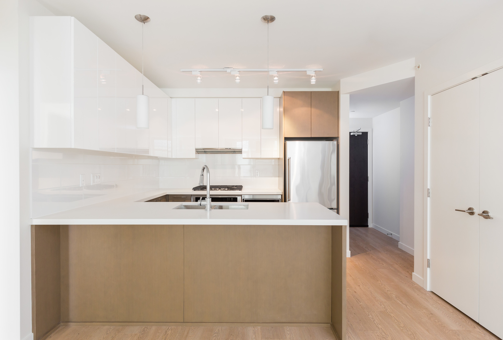 Kitchen  at 2205 - 3080 Lincoln, North Coquitlam, Coquitlam