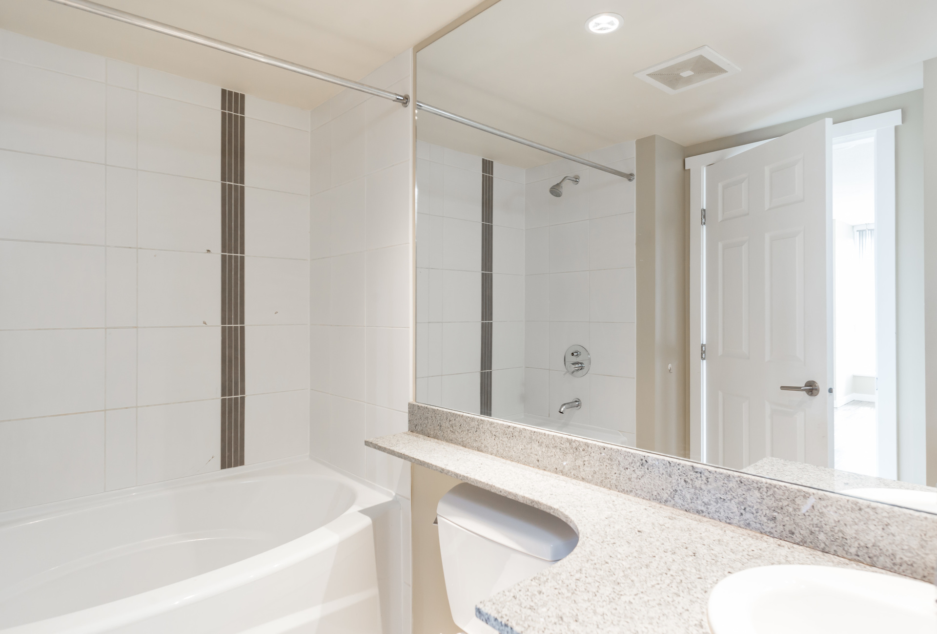 Ensuite at 1902 - 660 Nootka Way, Port Moody Centre, Port Moody