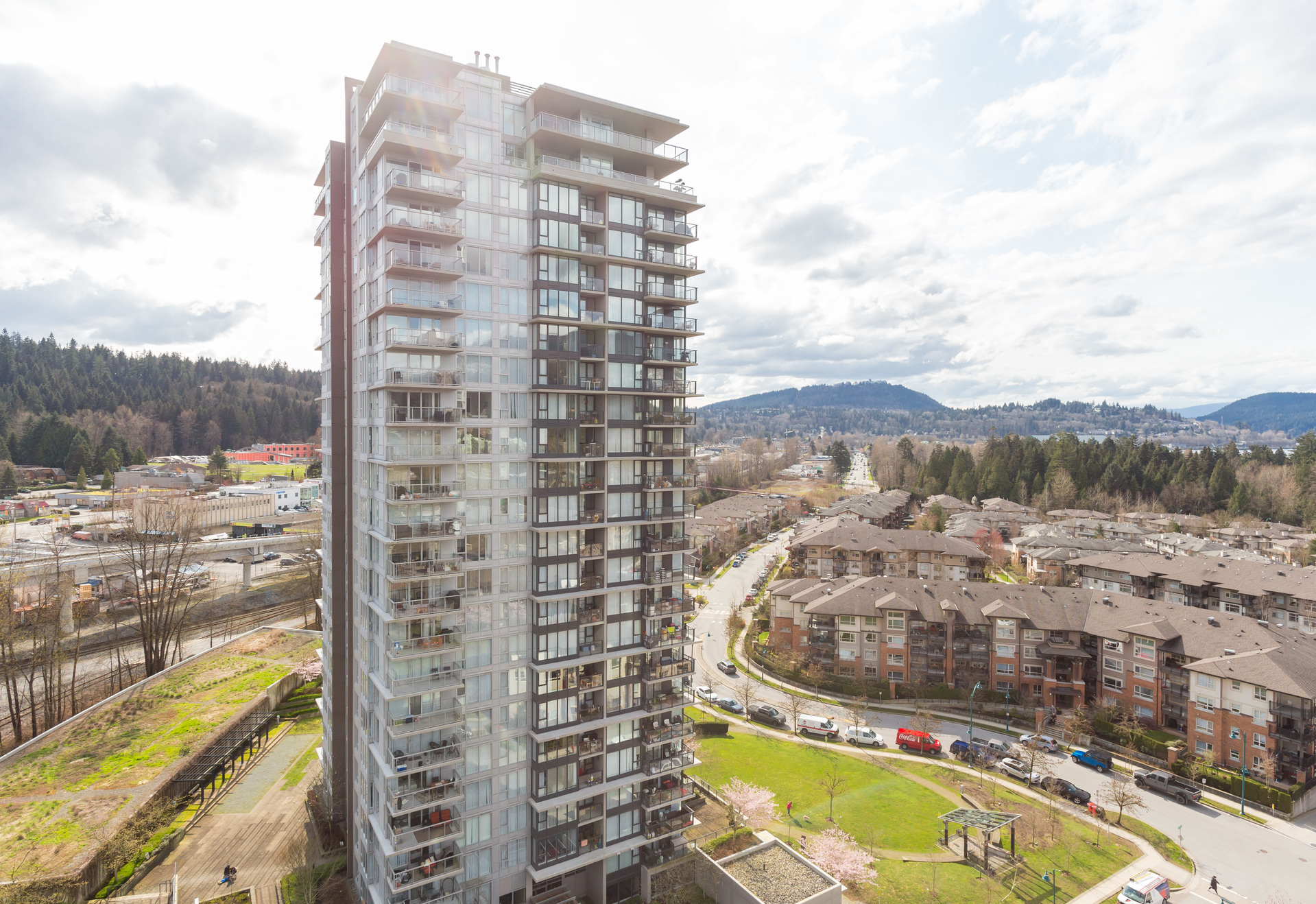 24 at 1902 - 660 Nootka Way, Port Moody Centre, Port Moody