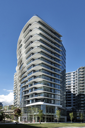 1 at 611 - 68 Smithe Street, Yaletown, Vancouver West