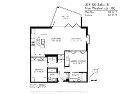 220-salter-street-queensborough-new-westminster-20 at 213 - 220 Salter Street, Queensborough, New Westminster